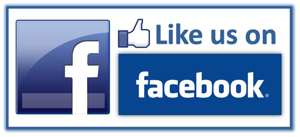 Don't forget to like us on facebook!!